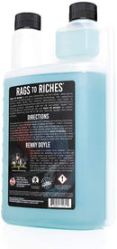 Meticulous Detailing Inc. P&S DOUBLE BLACK RAGS TO RICHES 128OZ ***