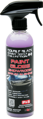 P&S Double Black Renny Doyle Collection Paint Treatment 1 Pint Double Black Renny Doyle Paint Gloss Showroom Spray N Shine