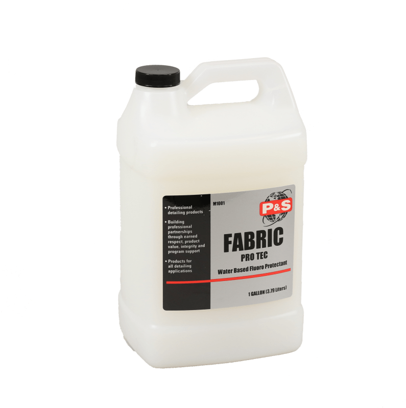 P&S Fabric Protectant 1 Gallon P&S Fabric Pro Tec -- Water Based Protectant