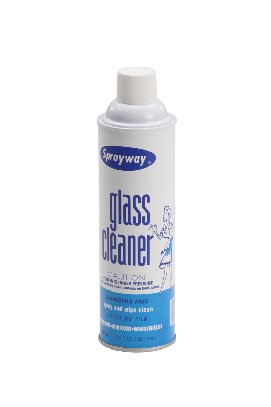 P&S Glass Treatment 3 oz P&S Sprayway Aero Glass Cleaner
