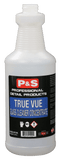 P&S Glass Treatment Labeled Spray Bottle (empty) P&S Tru Vue Glass Cleaner