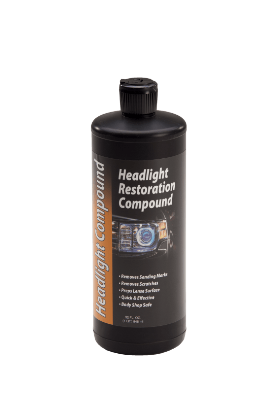 P&S Headlight Restorer 1 Quart P&S Headlight Restoration Compound