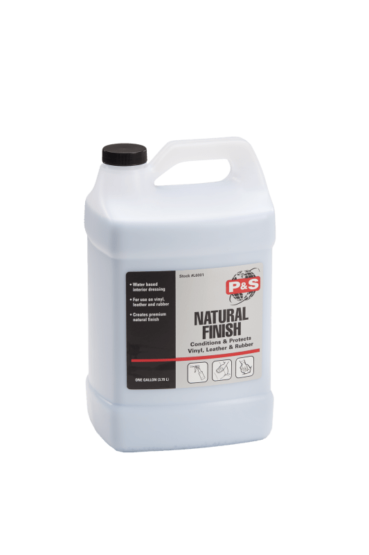 P&S Interior & Exterior Dressings 1 Gallon Natural Finish Dressing P&S ***