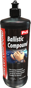 P&S Paint Treatment 1 Quart P&S Ballistic Compound