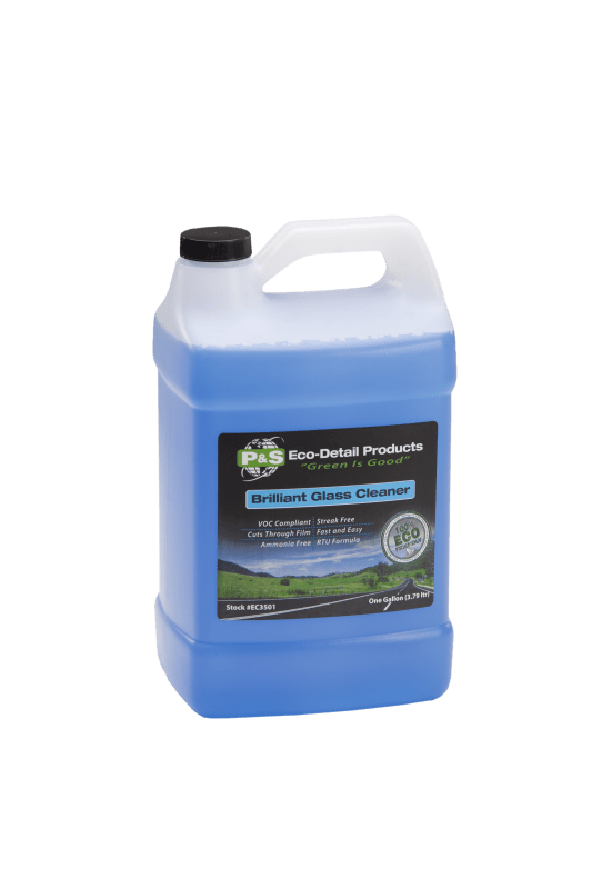 P&S Wash P&S EcoDetail Brilliant Glass Cleaner