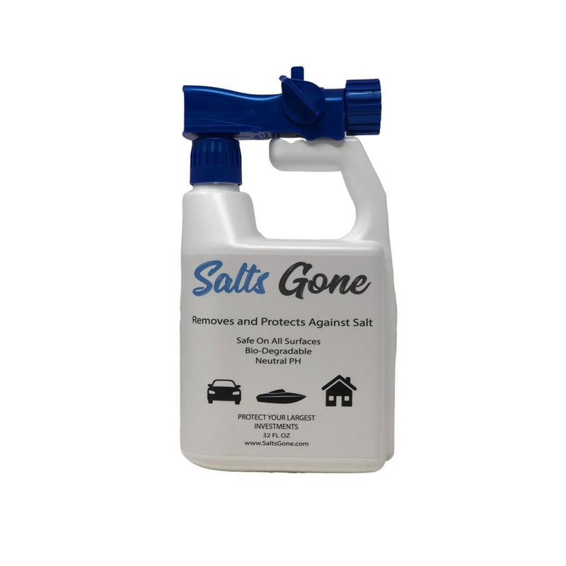 Salt Gone All Purpose Cleaner 32 oz Salts Gone Acid-Free Chloride Eliminator Concentrate ***