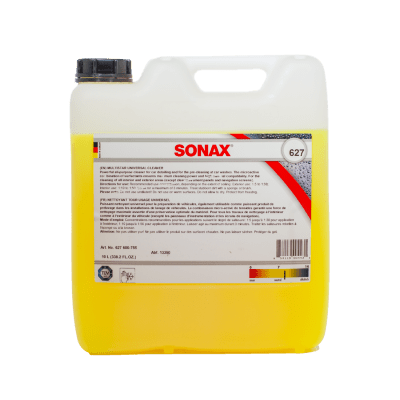 Sonax All Purpose Cleaners & Degreasers 10L Sonax Multistar All Purpose Cleaner