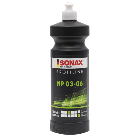 Sonax Paint Protection 1L Sonax ProfiLine Nano Polish 03-06