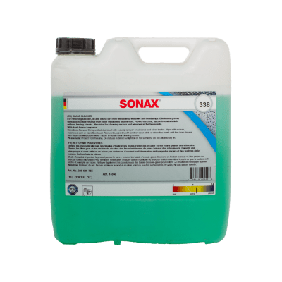 Sonax Vehicle Washing & Glass Cleaning 10L Sonax Clear Glass