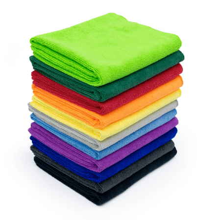 The Rag Company Towel ALL PURPOSE 16 X 27 CAR WASH MICROFIBER TERRY TOWEL