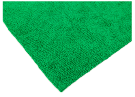 The Rag Company Towel Green The Rag Company Edgeless All Purpose Terry Towel 245