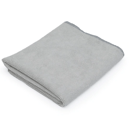 The Rag Company Towel Grey ALL PURPOSE 16 X 27 CAR WASH MICROFIBER TERRY TOWEL