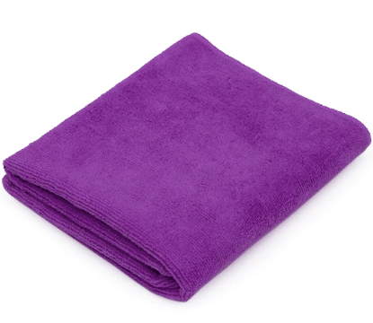 The Rag Company Towel Lavender ALL PURPOSE 16 X 27 CAR WASH MICROFIBER TERRY TOWEL
