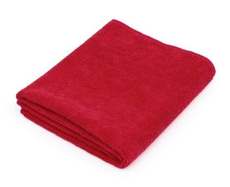 The Rag Company Towel Red ALL PURPOSE 16 X 27 CAR WASH MICROFIBER TERRY TOWEL