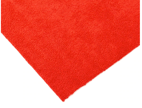 The Rag Company Towel Red The Rag Company Edgeless All Purpose Terry Towel 245