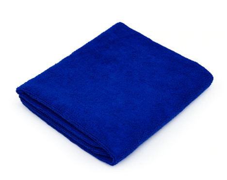 The Rag Company Towel Royal Blue ALL PURPOSE 16 X 27 CAR WASH MICROFIBER TERRY TOWEL