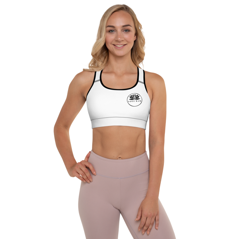 Yogi Raw Padded Sports Bra