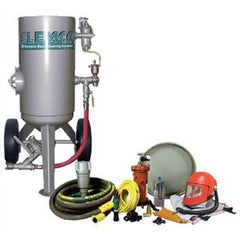 2 cu/ft and 3 cu/ft Clemco Blast Machine Packages