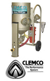 Clemco 2 cu/ft Contractor Blast Machine Package