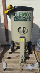 New Clemco Contractor Series 6.0 cu/ft Pneumatic Blast Machine