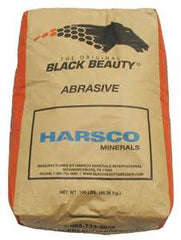 Black Beauty® Coal Slag Blast Sand