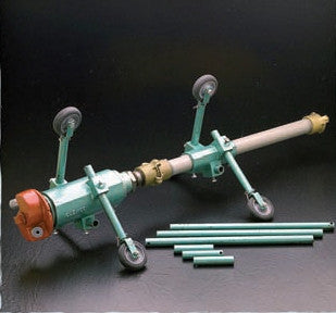 Clemco Spin Blast Internal Pipe Blasting Tool For 8 Quot To 60