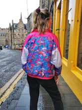 Load image into Gallery viewer, Abstract Printed Shell Jacket