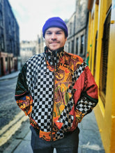 Load image into Gallery viewer, Crazy Patterned Vintage Jacket