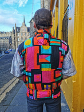 Load image into Gallery viewer, Colourful Quilted Bodywarmer
