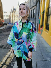 Load image into Gallery viewer, Watercolour Print Light Vintage Shirt