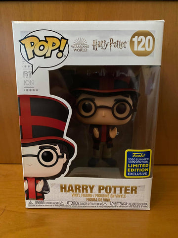 HARRY POTTER - HARRY POTTER #120 (SDCC 2020) FUNKO POP! VINYL - HDTOYS Shop
