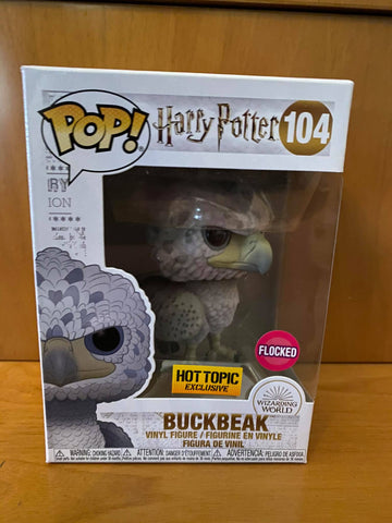HARRY POTTER - BUCKBEAK BLACK EYES #104 (3000 PEZZI HOT TOPIC) FUNKO POP! VINYL - HDTOYS Shop
