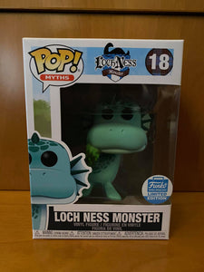 MYTHS - LOCH NESS MONSTER #18 (FUNKO SHOP EXCLUSIVE) FUNKO POP! VINYL - HDTOYS Shop