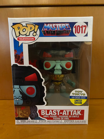MASTERS OF THE UNIVERSE - BLAST-ATTACK #1017 (TOY TOKYO) FUNKO POP! VINYL