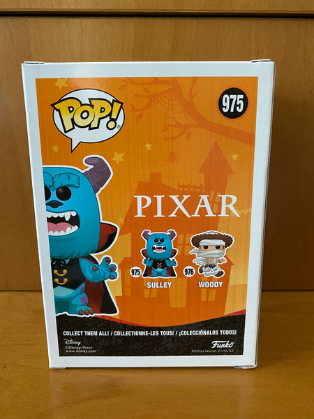 DISNEY PIXAR - SULLEY  #975 - (AMAZON EXCLUSIVE) - FUNKO POP! VINYL