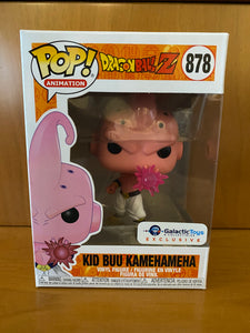 DRAGON BALL Z - KID BUU KAMEHAMEHA #878 (GALACTIC TOYS EXCLUSIVE) FUNKO POP! VINYL