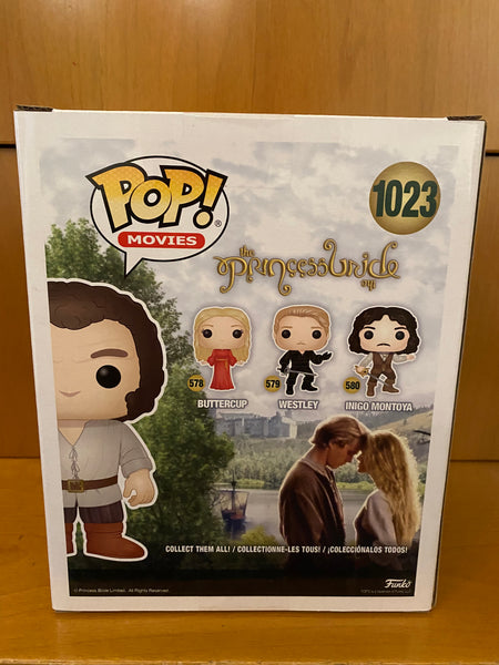 THE PRINCESS BRIDE - FEZZIK  #1023 (NYCC 2020) FUNKO POP! VINYL