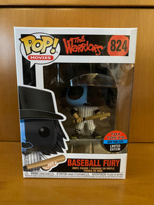 THE WARRIORS - BASEBALL FURY #824 (TOY TOKYO EXCLUSIVE) FUNKO POP! VINYL