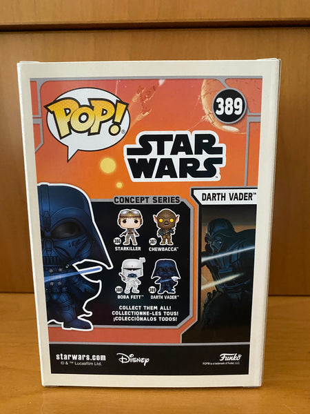 STAR WARS - DARTH VADER #389 (GALACTIC CONVENTION 2020) FUNKO POP! VINYL - HDTOYS Shop