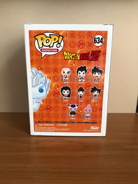 DRAGON BALL Z - GOTENKS GHOST KAMIKAZE ATTACK #634 (SDCC 2019) FUNKO POP! VINYL - HDTOYS Shop