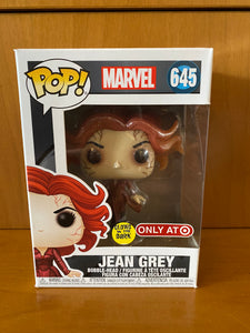 MARVEL - X MEN - JEAN GREY #645 GLOW (TARGET EXCLUSIVE) FUNKO POP! VINYL