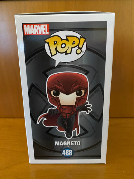 MARVEL - MAGNETO #488 (ONLY AT WALMART) FUNKO POP! VINYL