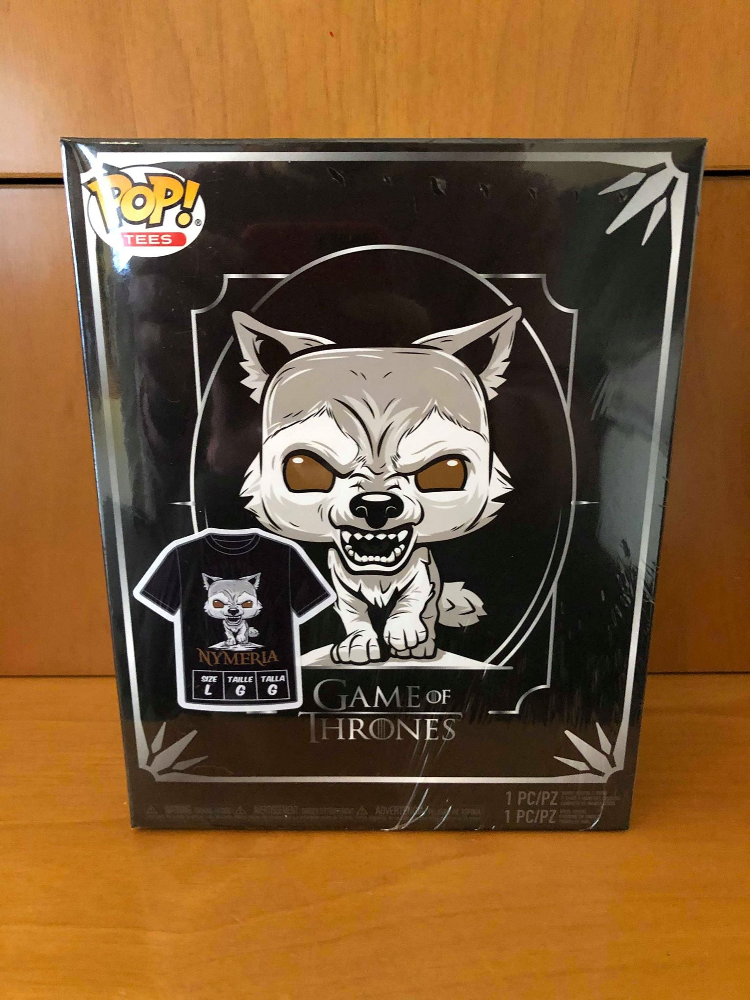 GAME OF THRONES - NYMERIA + MAGLIA (TAGLIA L) - FUNKO POP! BUNDLE - (EXCLUSIVE) - HDTOYS Shop