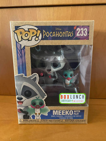 DISNEY POCAHONTAS - MEEKO WITH FLIT #233 (BOX LUNCH EXCLUSIVE) FUNKO POP! VINYL - HDTOYS Shop
