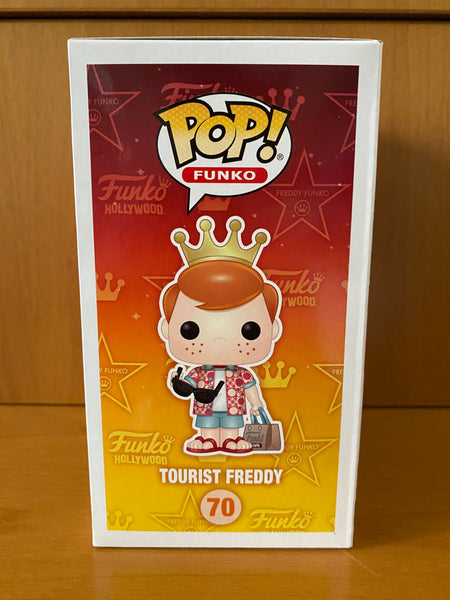FUNKO HOLLYWOOD - TOURIST FREDDY #70 (FUNKO HOLLYWOOD EXCLUSIVE) FUNKO POP! VINYL - HDTOYS Shop