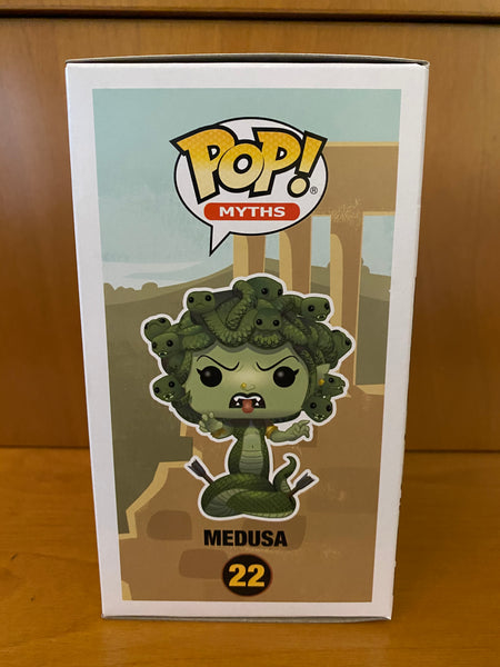 MYTHS - MEDUSA #22 (FUNKO SHOP EXCLUSIVE) FUNKO POP! VINYL