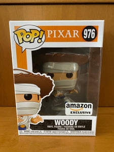 DISNEY PIXAR - WOODY #976 - (AMAZON EXCLUSIVE) - FUNKO POP! VINYL