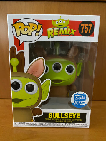 ALIEN REMIX - BULLSEYE #757 (FUNKO SHOP EXCLUSIVE) FUNKO POP! VINYL - HDTOYS Shop