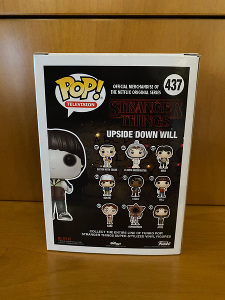 STRANGER THINGS - UPSIDE DOWN WILL #437 (THINK GEEK) FUNKO POP! VINYL