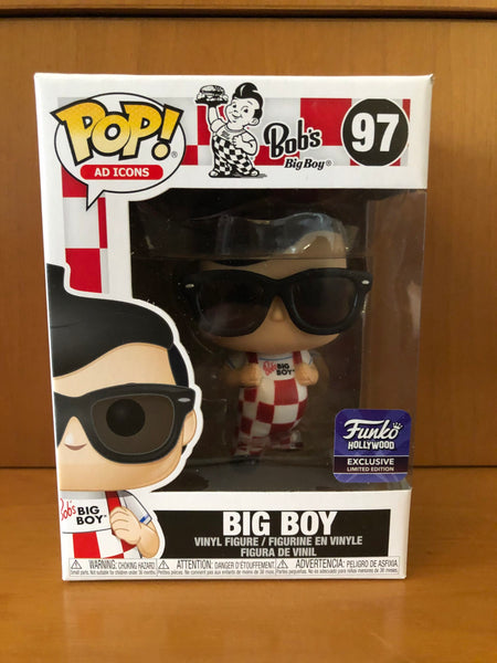 AD ICONS - BIG BOY SUNGLASSES #23 (FUNKO HOLLYWOOD) FUNKO POP! VINYL - HDTOYS Shop